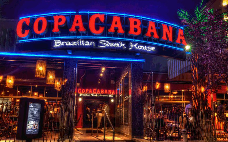 Copacabana Steakhouse Partners with Vero Water