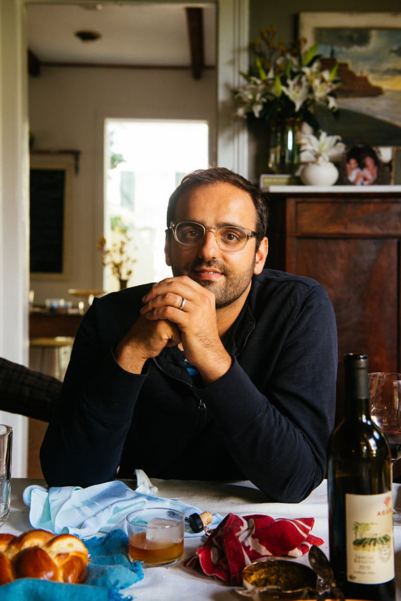 James Beard Award-winning Chef Alon Shaya of Saba New Orleans Exclusively Serves Vero Water