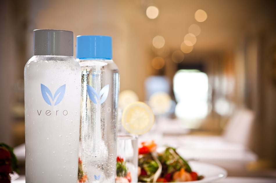 Vero Water Served in 17% of Michelin-Starred NYC Restaurants