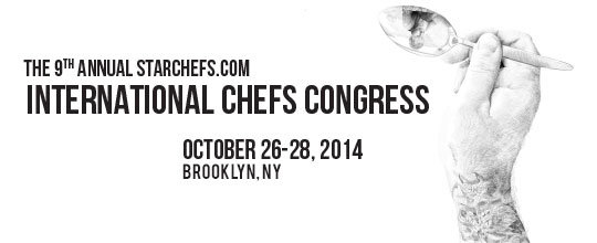 Vero Water To Sponsor 9th Annual Starchefs.com International Chefs Congress This Weekend In Brooklyn