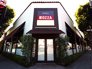Vero Water Partners with Osteria Mozza