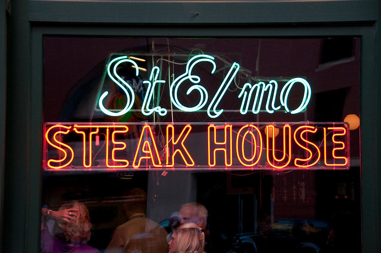 Vero Water Helps St. Elmo Steak House Sparkle